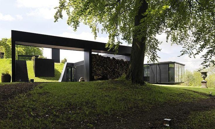 Chilterns Villa by Lazzarini Pickering Architetti