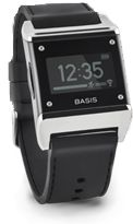 Basis. A  wrist-based health tracker and online personal dashboard designed to help people easily incorporate healthy habits into their daily routines.