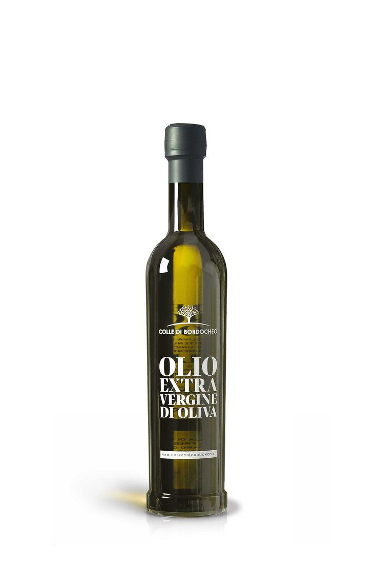 Olio Extravergine di Oliva Bottiglia tonda