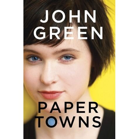 Paper Towns - TBR