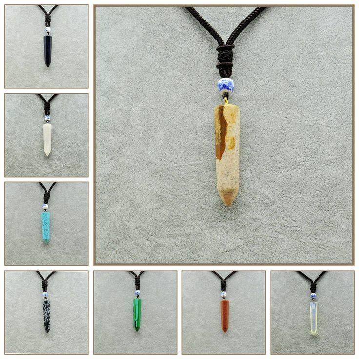 Labradorite In Jewelry Gift For Girl Friend Colgantes Mujer Moda Bijoux Femme Mens Love Charm Chain Necklace Sieraden Kettingen