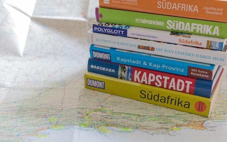 Reiseführer Südafrika - meine Empfehlung und Tipps für Südafrika, Kapstadt, die Garden Route und Winelands. Dazu Bücher, die sehr hilfreich sind.