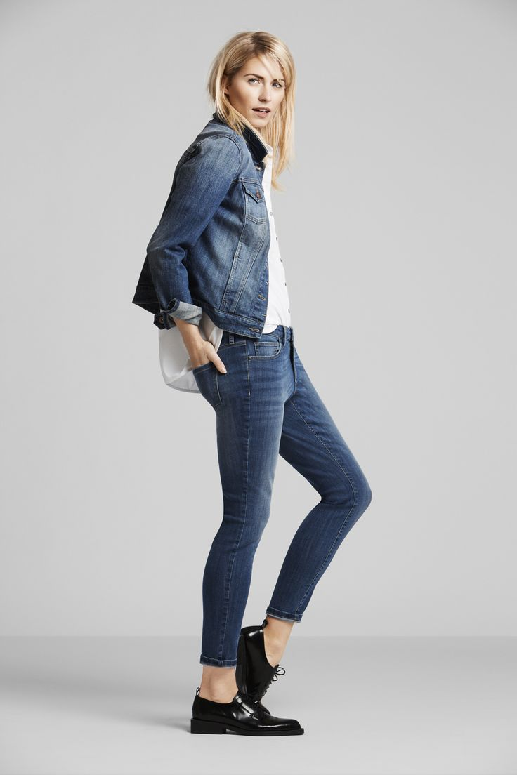 Your search to find the perfect fit ends here. Meet your match made in denim.