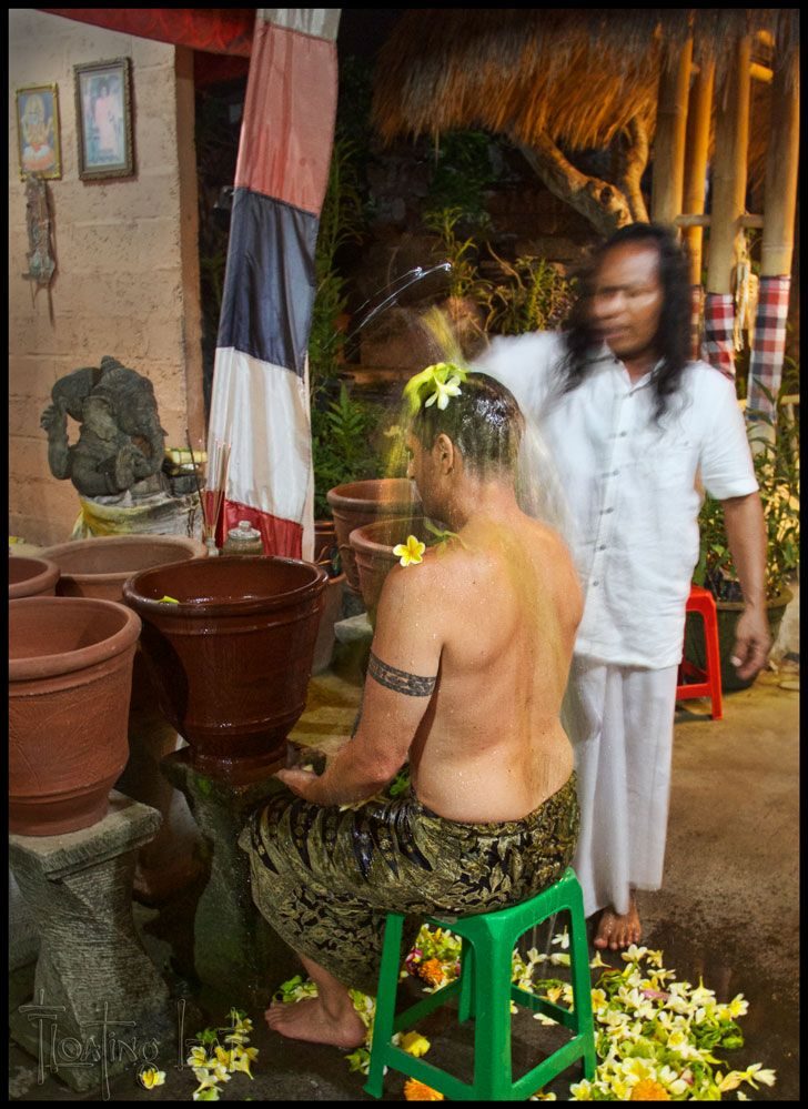 Bali Healers and Balinese Ritual Purification Ceremonies http://balifloatingleaf.com/bali-healer-purification-ceremony/
