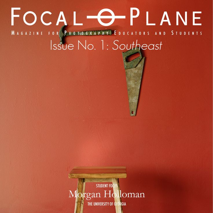 Focal Plane No. 1: Southeast features photography faculty and students in higher education. Morgan Holloman (shown), student from Lamar Dodd School of Art at University of Georgia, engages with community members to talk about art over Southern cuisine. Other photographers included in Focal Plane No. 1: Southeast are Aaron Edward Ellis, student from Barton College; Brittany Hand, student from Pitt Community College; Gerard Lange, faculty from Barton College; Devin Lunsford, student from UAB…