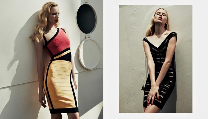 Уже 21 марта в Москве состоится официальное открытие первого флагманского бутика Hervé Léger by Max Azria