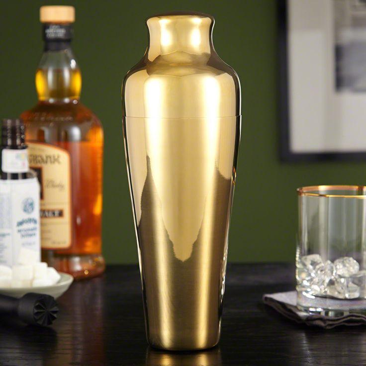 Fairfield Gold Tail Shaker