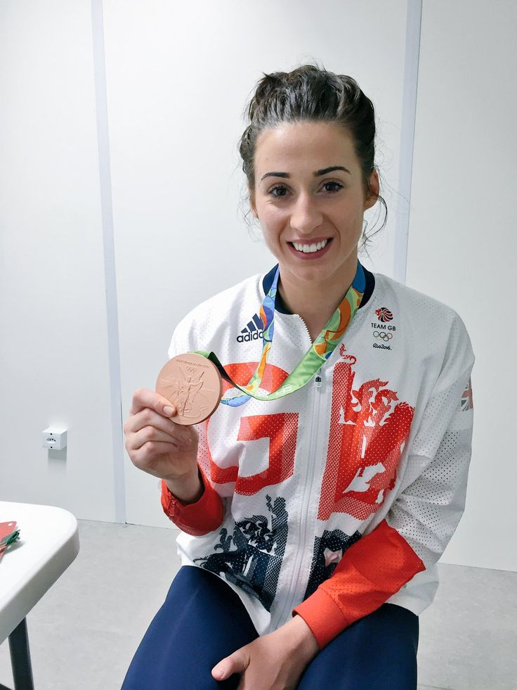 "Bianca Walkden TKD on Twitter: ""It's not what I came for but its my 1st Olympic…"