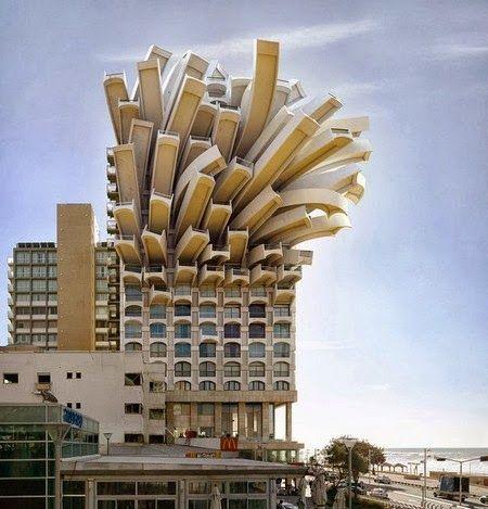 Impossible Buildings by Victor Enrich -     Photographer-Victor Enrich-imagines 1