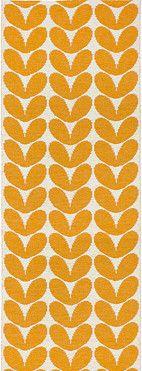 Brita Sweden Karin oranje loper