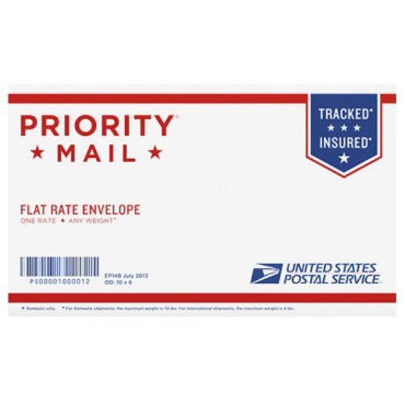 Priority Mail Us Orders In 2020 Priorities Flat Rate