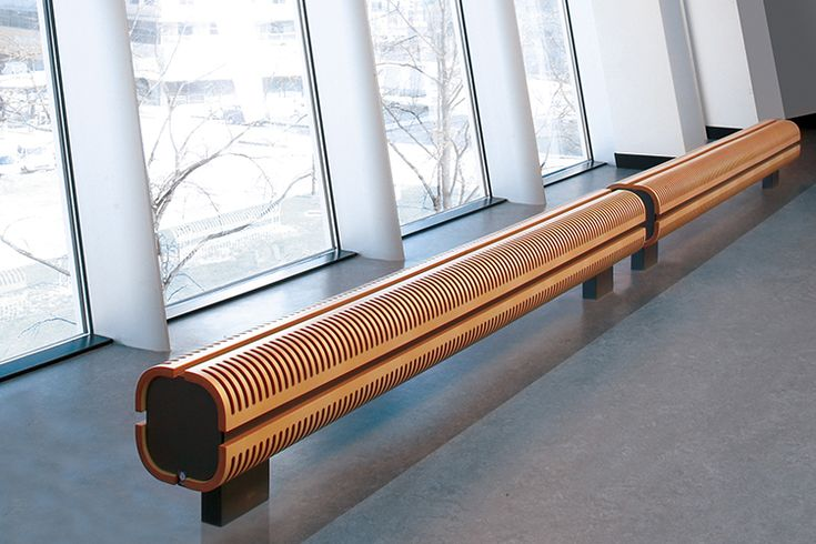 Jaga Knockonwood: Glatte Wärme, echtes Holz: Kompletter High-Tech Heizkörper ais echtem Mehrschichtholz, komplett vormontiert inklusive DBE und integriertem Ventil