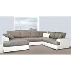 Wohnlandschaft poco stoff couch for the home for Wohnlandschaft 8 personen