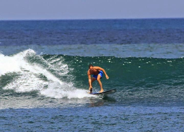 Bali Surfing, Tours and Adventures: Canggu Surf Lessons