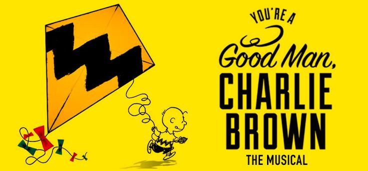 Giveaway! You're a Good Man Charlie Brown - The Musical http://tothotornot.com/2016/06/giveaway-youre-good-man-charlie-brown-musical/