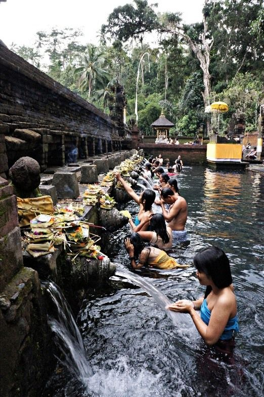 Tirta Empul Temple: Aside from being a religious site, Tirta Empul Temple is also a tourist destination most notably kno...