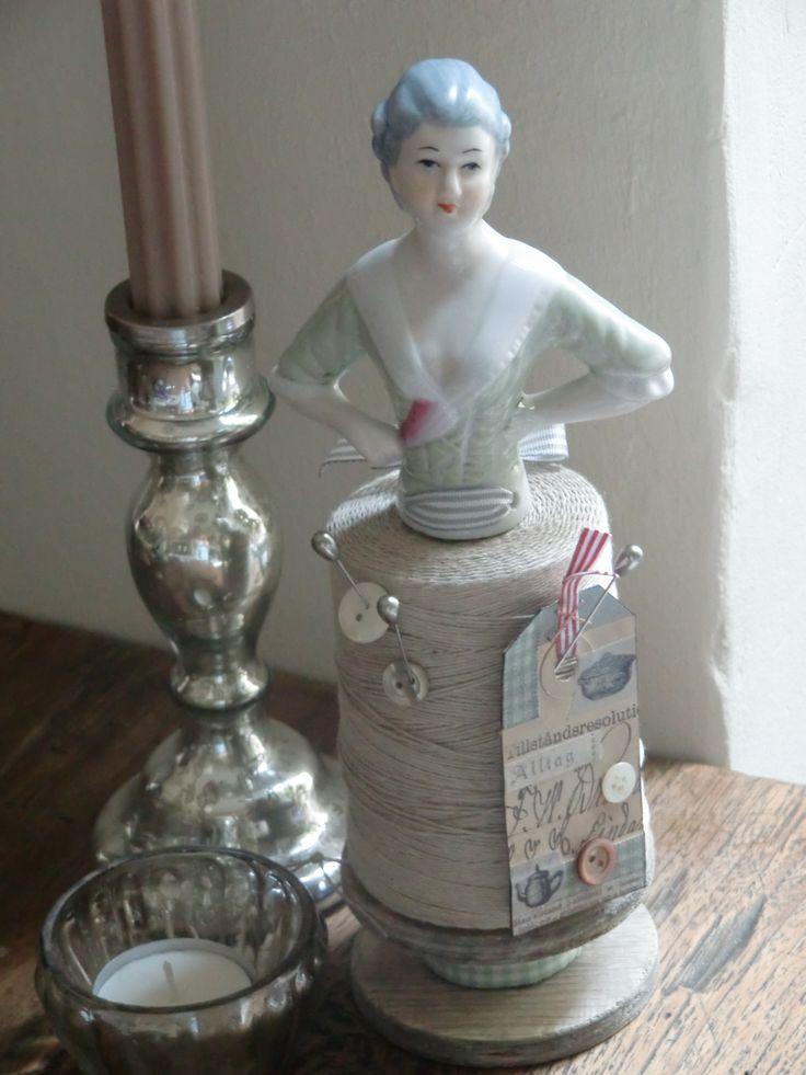 Vintage Beauty 2 - spool, sold