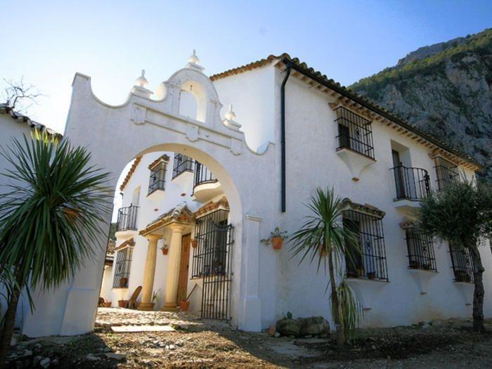Mejores 134 im genes de cortijos andaluces casas r sticas for Fotos de fachadas de casas andaluzas