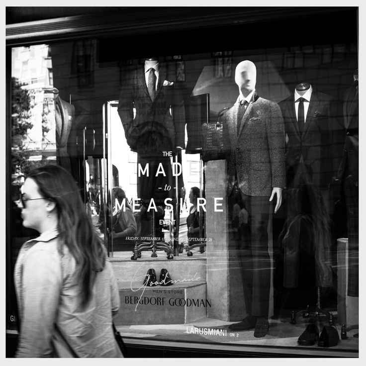 The Made to measure event from Sept 12th to 21st on display at @Bergdorf Goodman NY. #madetomeasure #handmadeinitaly #tailormade