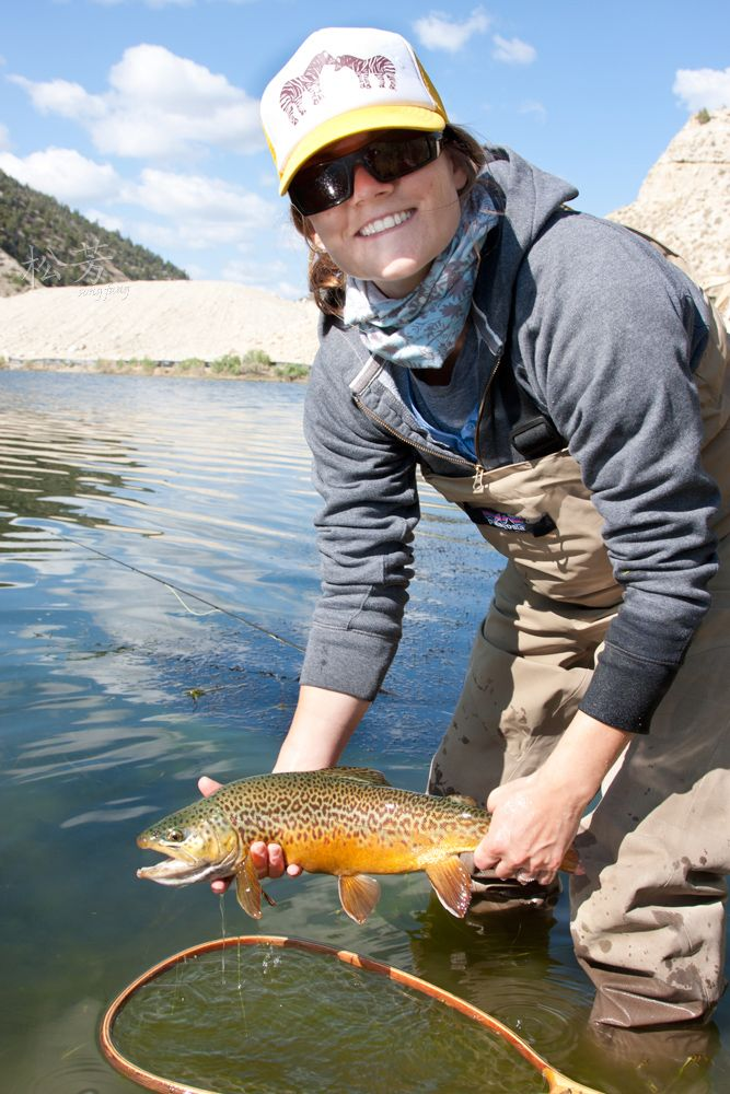Fly Fishing with Girls | Fly fishing | Pinterest