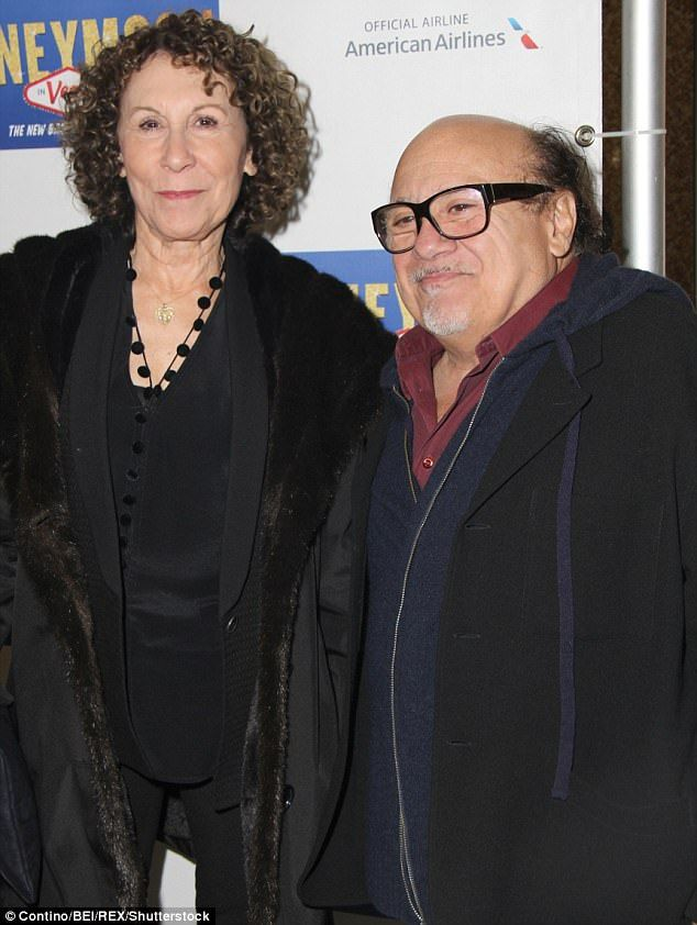 In the genes! Actress Rhea Perlman and Danny DeVito's daughter Lucy is also an entertainer...