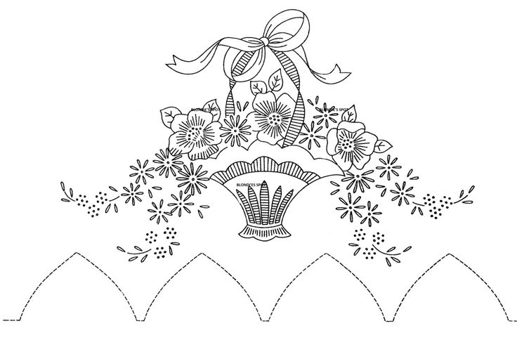 1089 best Embroidery Patterns images on Pinterest