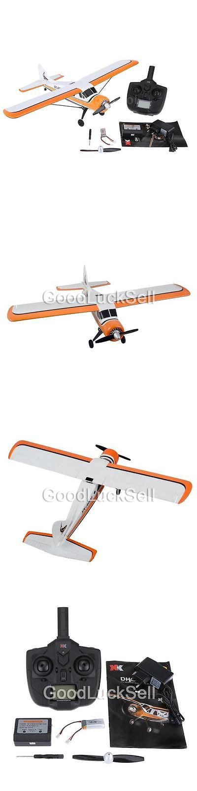 Other RC Model Vehicles and Kits 182186: Xk Dhc-2 A600 5Ch 2.4G 3D6g System Brushless Motor Rc Plane Airplane In Us Local -> BUY IT NOW ONLY: $85.55 on eBay!