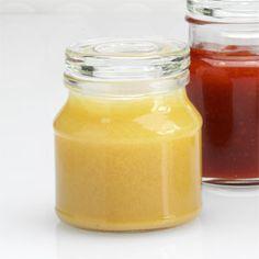 Honey-Mustard Salad Dressing Recipe from Taste of Home