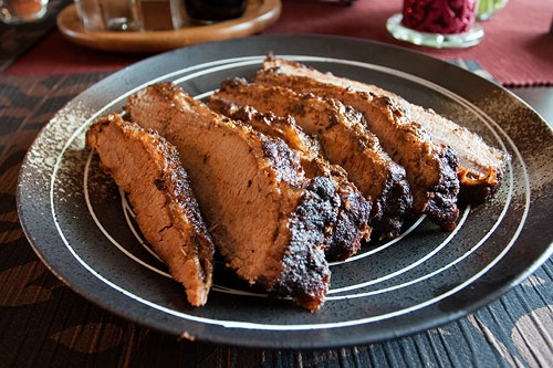 Slow Cooked Brisket in the Oven