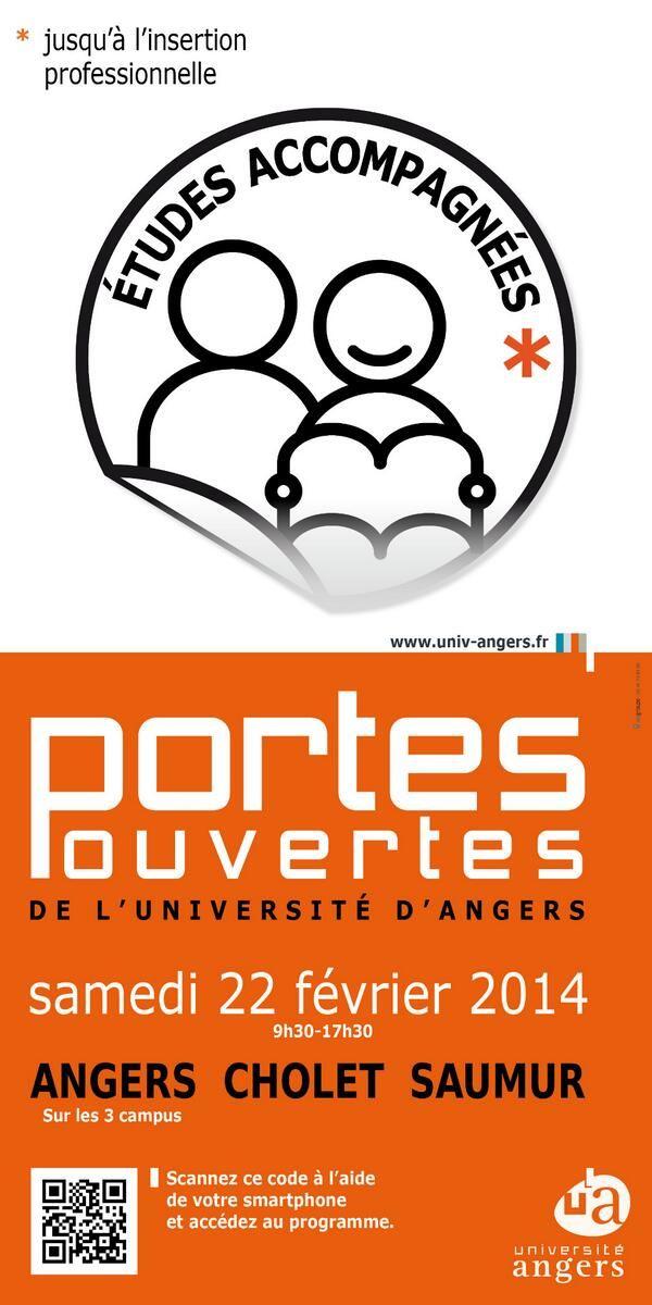 33 best images about portes ouvertes 2014 on pinterest - Portes ouvertes universite angers ...