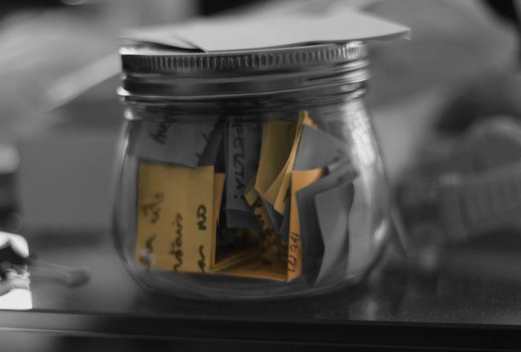 https://flic.kr/p/p2GCQC | Memory jar