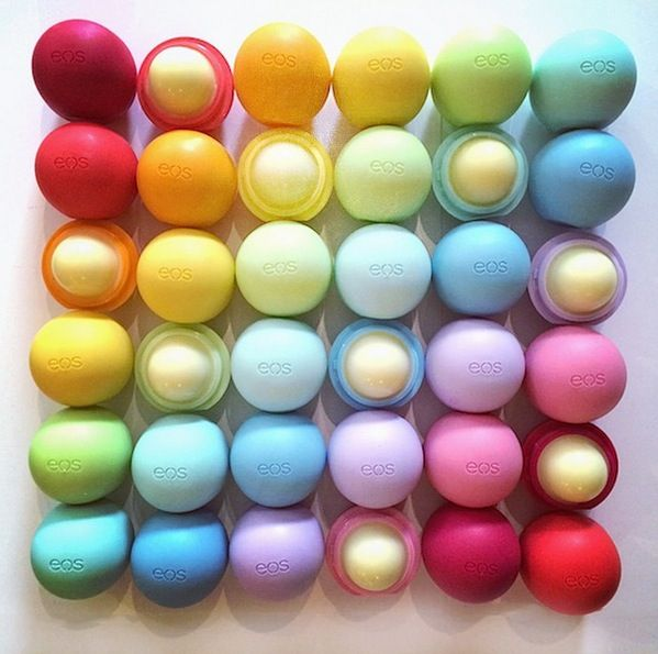 I am obsessed with EOS  there are a lot of DIYS  and they are just so fun