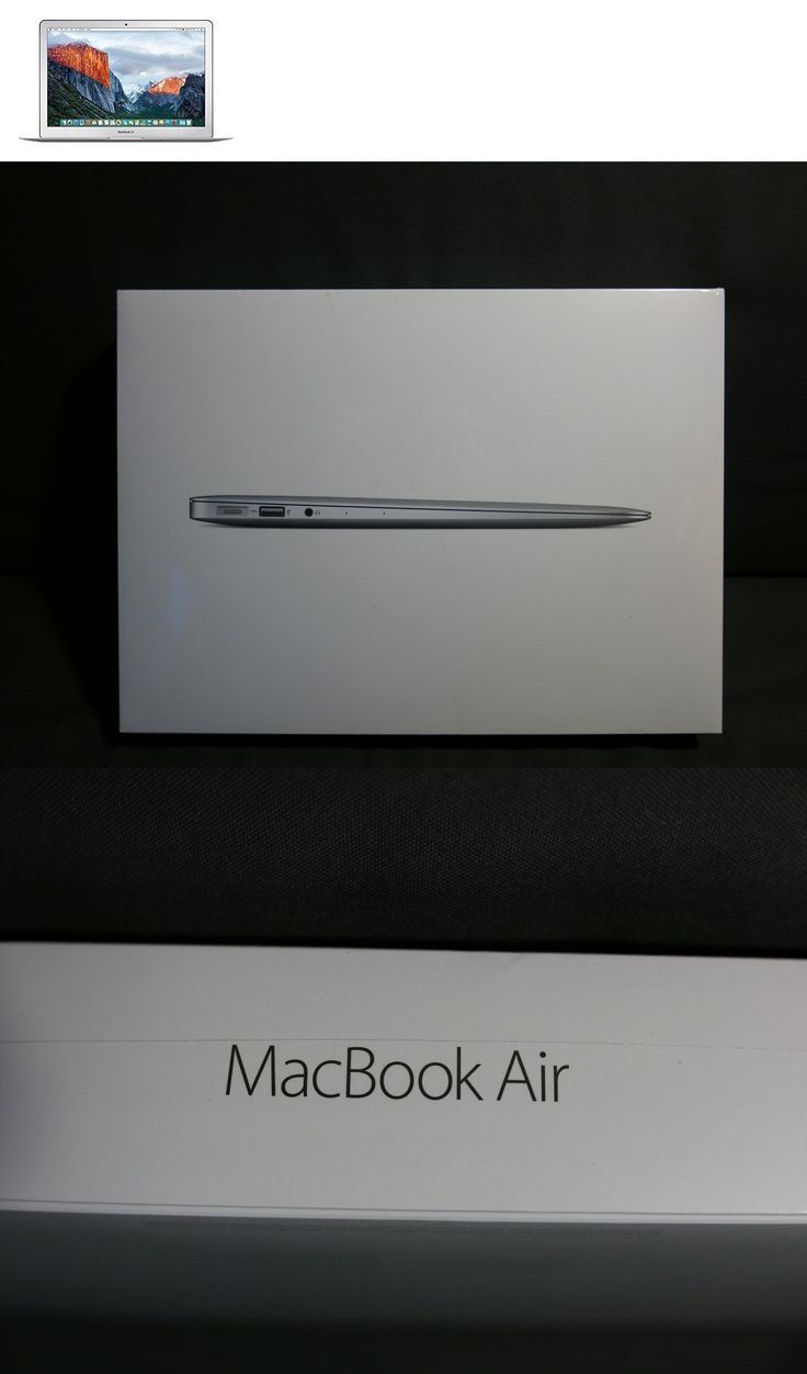 general for sale: New Apple Macbook Air 13.3 Laptop Notebook I5 1.6Ghz 8Gb Ram 256Gb Mmgg2ll A 13 -> BUY IT NOW ONLY: $1039.95 on eBay!