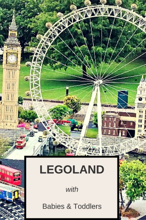 A Day Out At Legoland Windsor With Babies And Toddlers #legoland #toddlerfriendly
