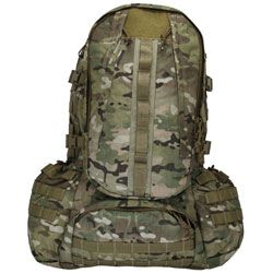 The TACOPS® RHINO Large Backpack is now on sale for 50% off retail price in the Multi-cam color. With multi-use capabilities and multi-day range, the Rhino Large Backpack is the beast of the TACOPS® pack line.
