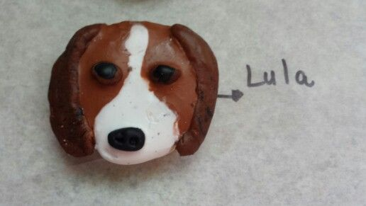 Macarrons nutella beagle
