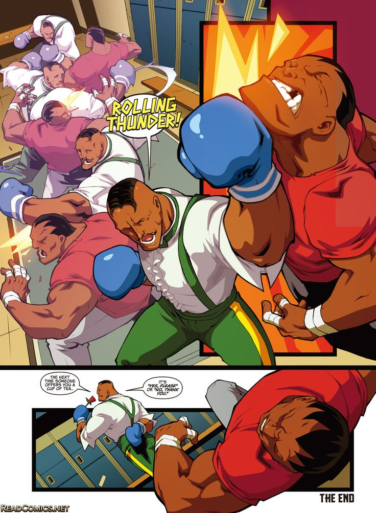 Super Street Fighter 1 Page 28
