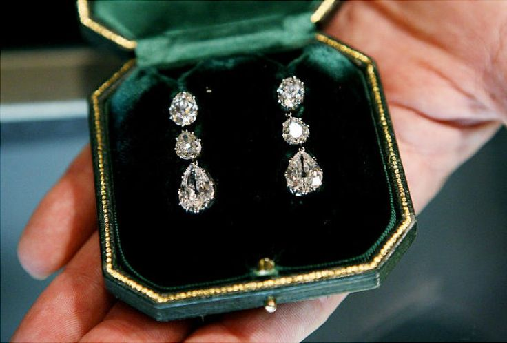 ruth madoff jewelry | Other items from Ruth Madoff's jewelry collection include silver pre ...