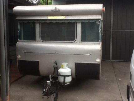 Vintage 1960's Caravan suit Hot Rod | Other Automotive | Gumtree Australia Wellington Area - Sale | 1126007947