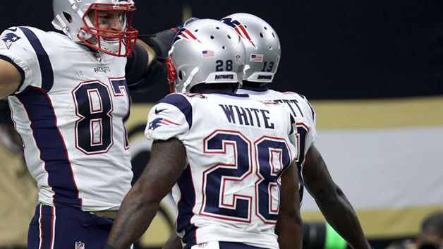 James White Continues To Emerge As Top Target – And Teammate – For Tom Brady