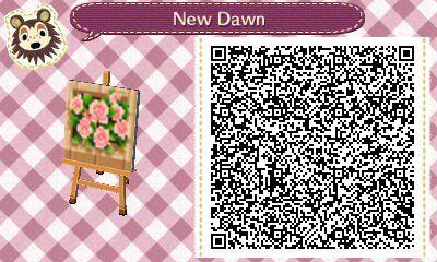 flower bed acnl qr code acnl qr codes pinterest qr codes