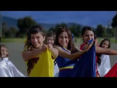 Himno Nacional de la República de Colombia - YouTube