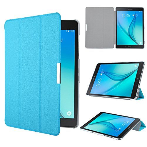 Samsung Galaxy Tab S2 9.7 case , KuGi ® High quality ultra-thin Smart Cover Case for Samsung Galaxy Tab S2 9.7 tablet (For Samsung Tab S2 9.7, Blue) - Samsung Galaxy Tab S2 9.7 case , KuGi ® High quality ultra-thin Smart Cover Case for Samsung Galaxy Tab S2 9.7 tablet (Red)   Fantastic looking case for your precious Samsung Galaxy Tab S2 9.7 10 Inch tablet. There are plenty of cases out there but this is built to last with style. Made of ... - http://buytrusts.com/giftsets/