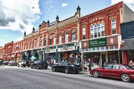Downtown Port Perry, Ontario