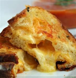 Grilled Cheeses...