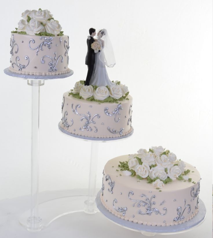 3 separate tier wedding cake stand 17 best images about cascading wedding cakes on 10211