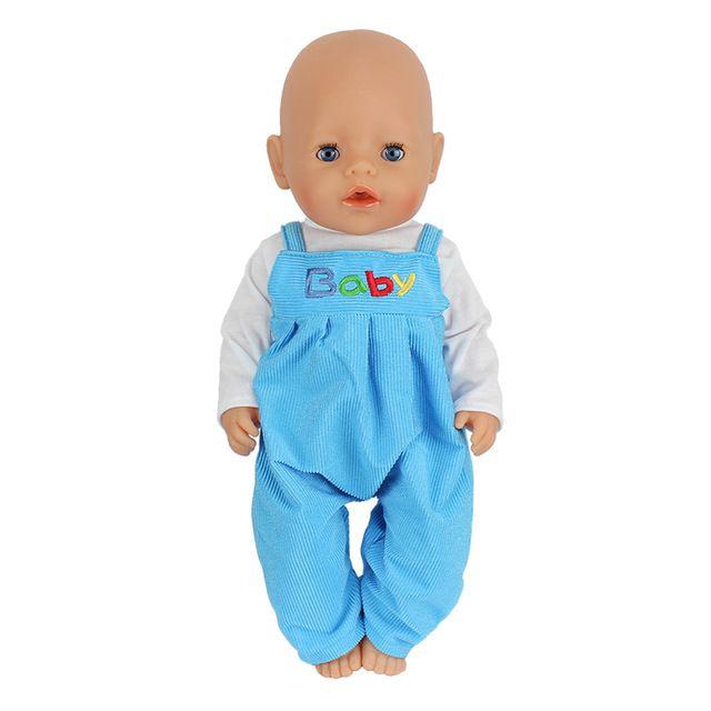 2 стиль выбрать 1 компл. = пальто + брюки одежду Носить подходят 43 см Baby Born zapf, дети лучший Подарок На День Рождения (только продаем одежду)