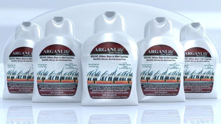 3 Bottles of ArganLife Anti Hair Loss Shampoo and 8 ml Argan Oil - Free Shipping | eBay