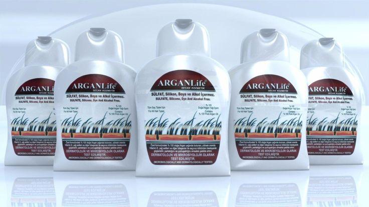 3 Bottles of ArganLife Anti Hair Loss Shampoo and 8 ml Argan Oil - Free Shipping   eBay