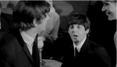 """When Ringo shows off his dance-fighting moves. 